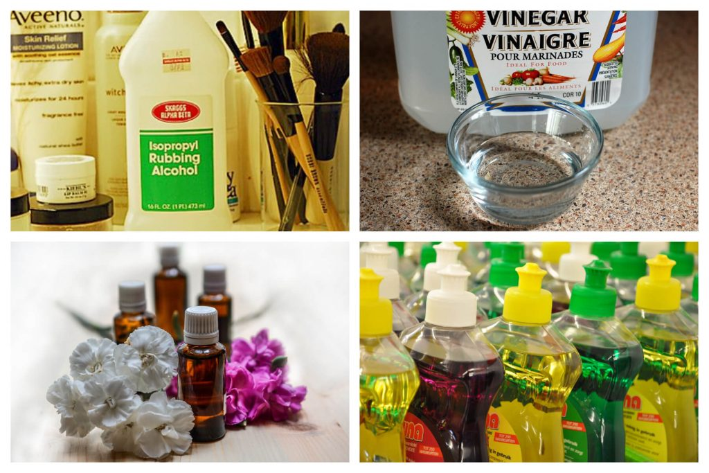 Ingredients for cleaning