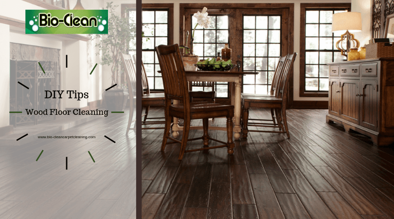 DIY Tips on Wood Floor Cleaning