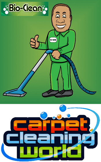 Bio-Clean Carpet Cleaning and Carpet Cleaning World